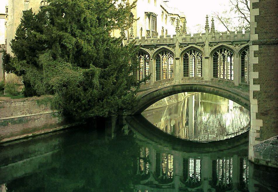Seufzerbrücke über der Cam  (Bild: Cruccone, Wikimedia, CC)