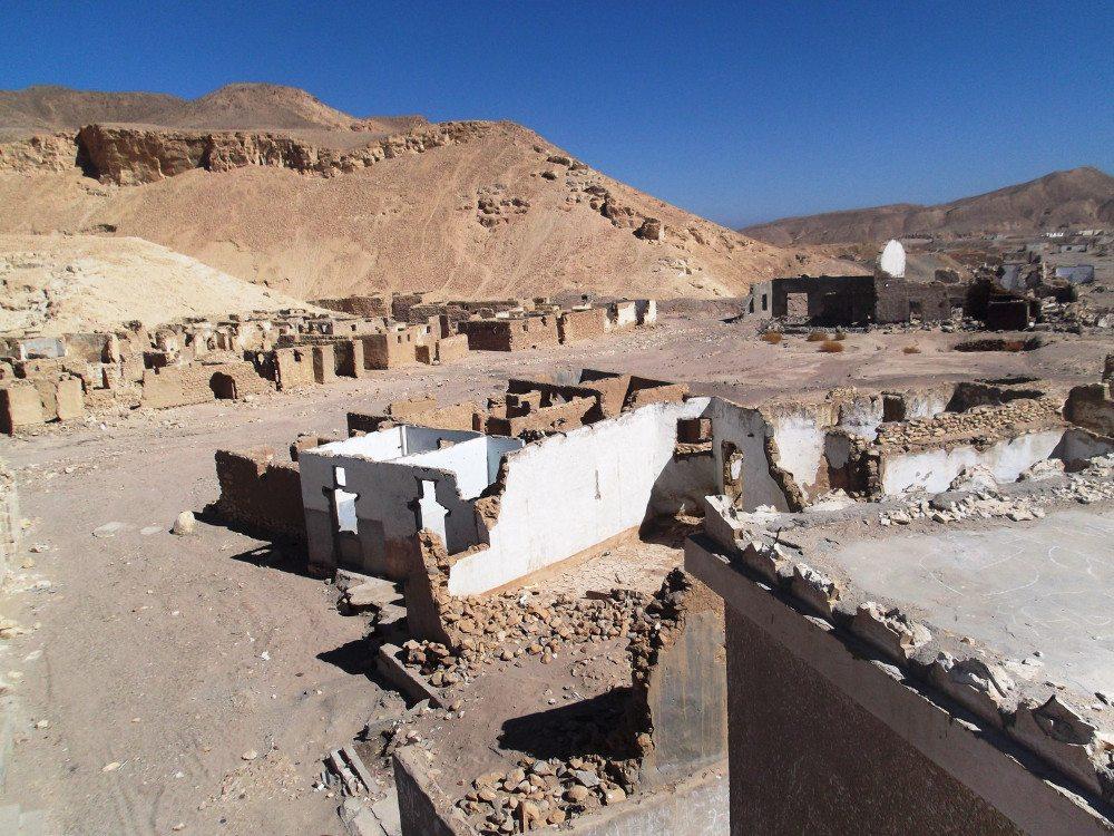 Expedition nach Um el Huwaytat (Bild: Romy Schmidt)