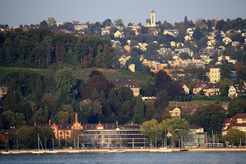 Mühle Tiefenbrunnen in Zürich-Seefeld (Bild: Roland zh, Wikimedia, CC)