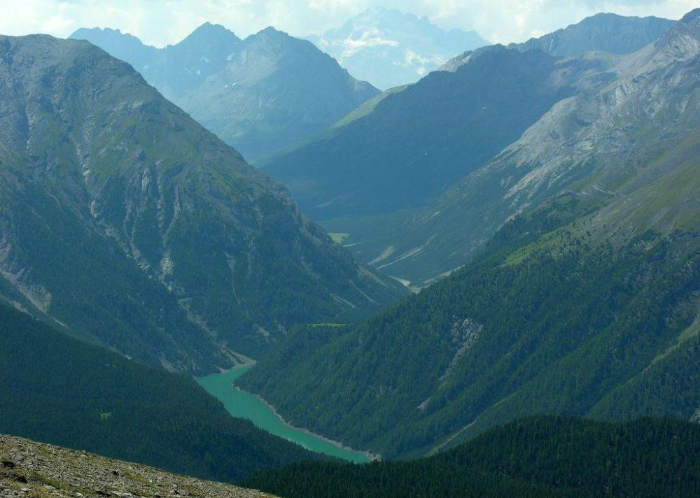Schweizerischer Nationalpark (Bild: Hansueli Krapf, Wikimedia, CC)