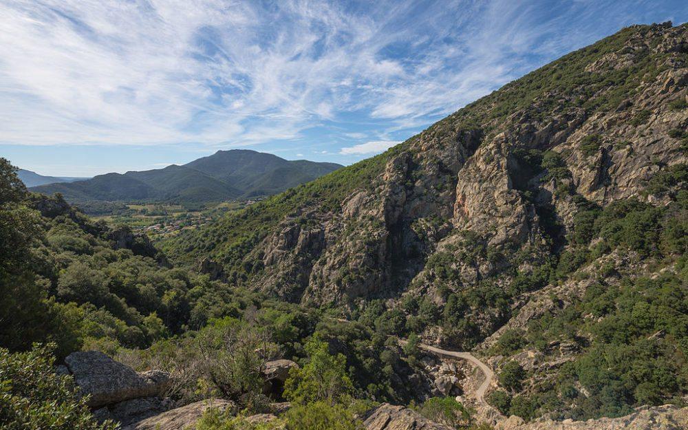 Regionaler Naturpark Haut-Languedoc (Bild: Christian Ferrer, Wikimedia, CC)