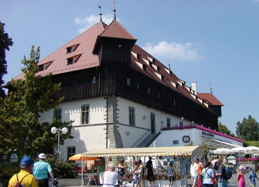 Konzilsgebäude in Konstanz (Bild: Ingo2802, Wikimedia, CC)
