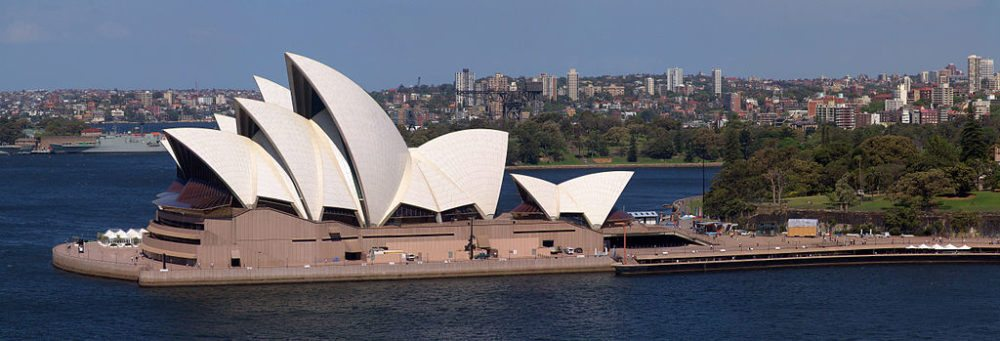 UNESCO Weltkulturerbe - Sydney Opera House (Bild: Chmehl, Wikimedia, CC)