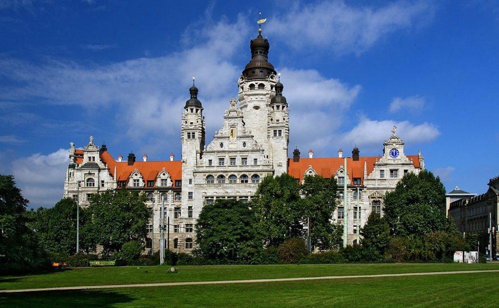 Neues Rathaus in Leipzig (Bild: Appaloosa, Wikimedia, CC)