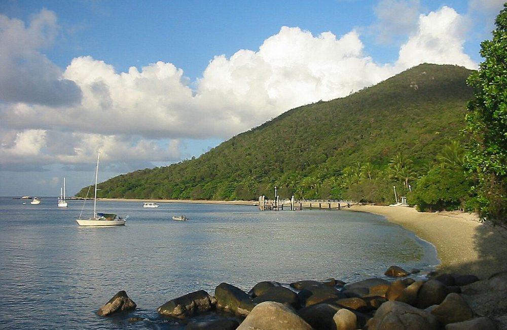 Welcome Bay, Fitzroy Island, Queensland (Bild: Riftreef, Wikimedia, CC)