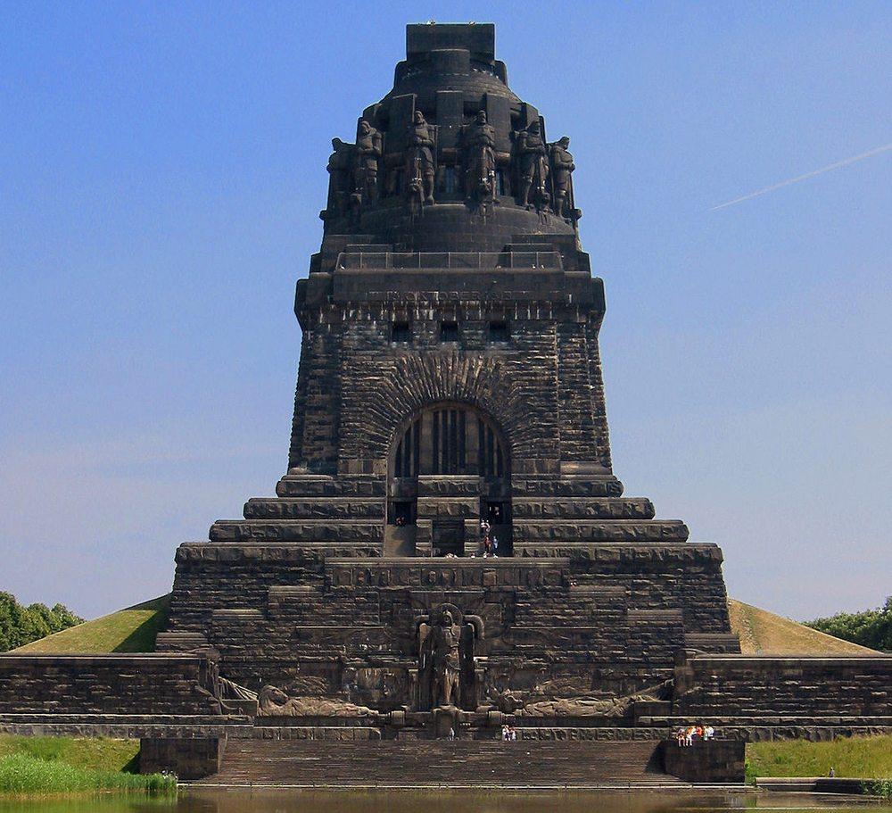 Völkerschlachtdenkmal in Leipzig (Bild: Webster, Wikimedia, CC)