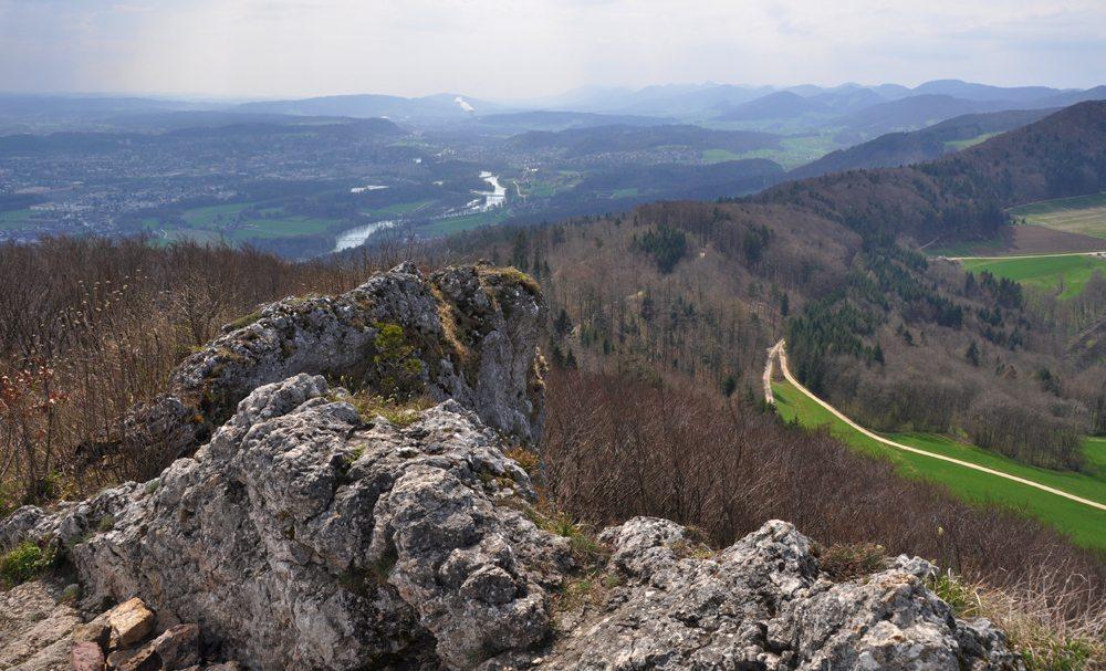 Schweizer Juralandschaft (Bild: berggeist007  / pixelio.de)
