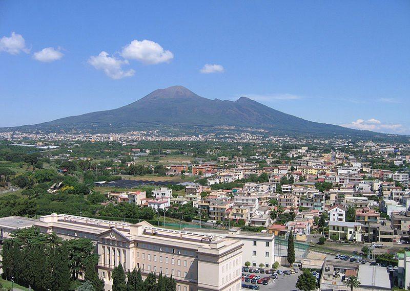 Modernes Pompei (Bild: KingCrimson / Wikipedia / public domain)