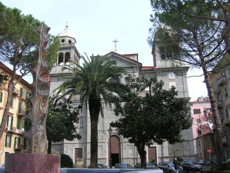 Kirche Nostra Signora della Salute (Bild: Cribegh / Wikimedia / public domain)