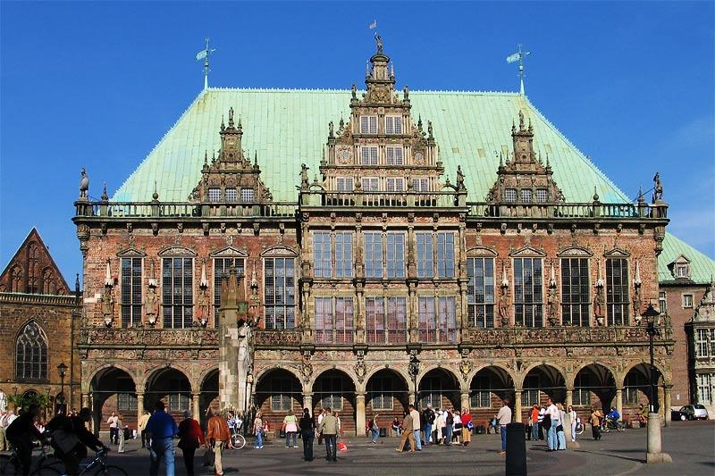 Bremer Rathaus (Bild: Uli / Wikimedia / CC)