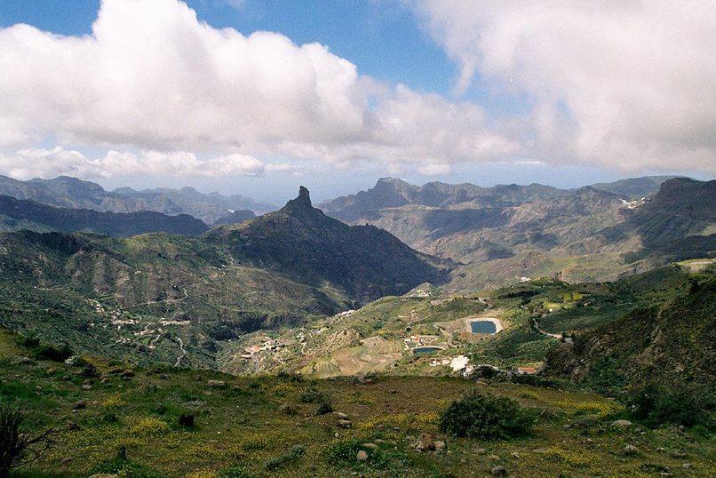 "Reiseroute ""La ruta de la Cumbre"", Gran Canaria (Bild: Martin Wiesheu, Wikimedia, CC)"