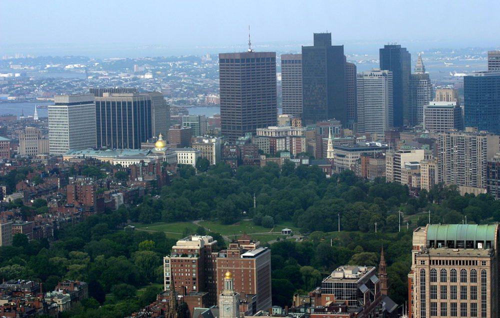 Stadtpark Boston Common – der allererste Bürgerpark Amerikas (Bild: Jared C. Benedict, Wikimedia, CC)
