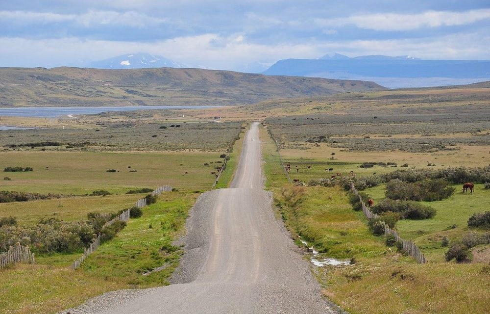 Unterwegs in Patagonien (Bild: Vincent van Zeijst, Wikimedia, CC)