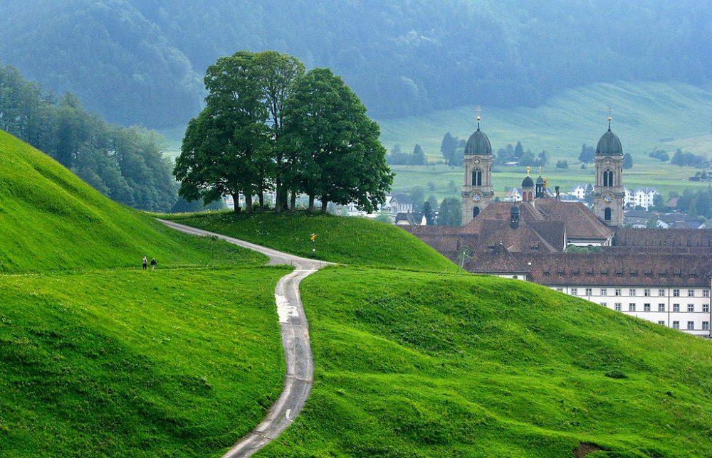 Wanderparadies Einsiedeln (Bild: Roland zh, Wikimedia, CC)