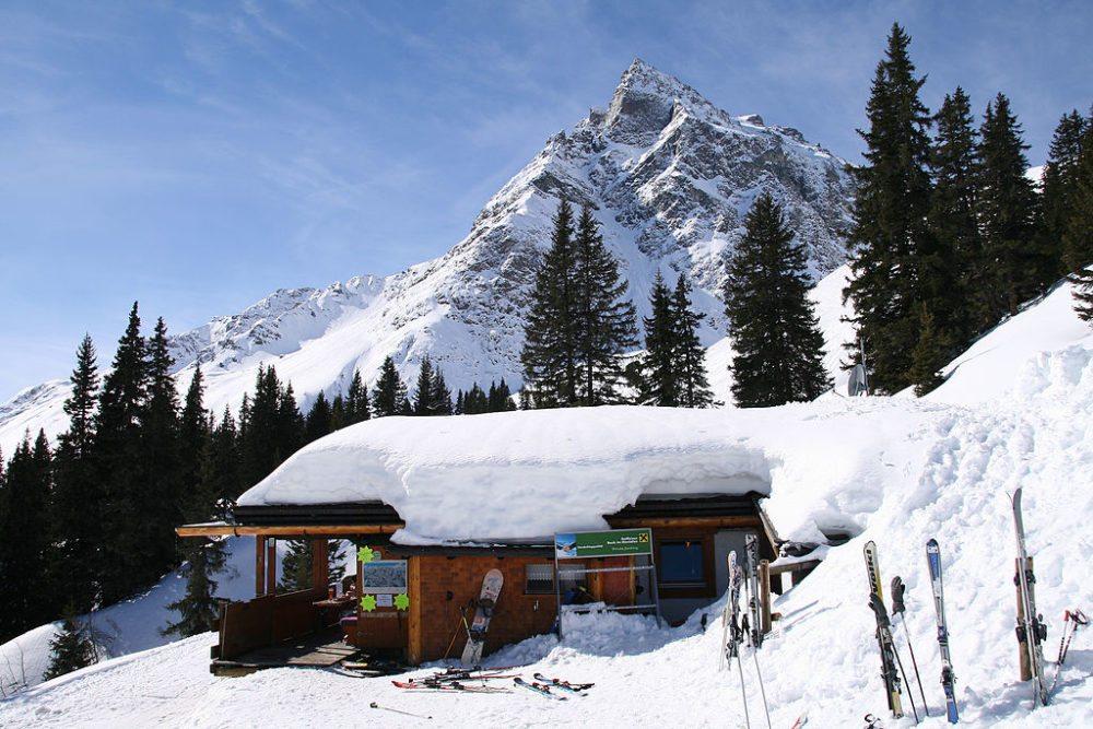 Skigebiet Madrisa, Skigebiet Davos (Bild: böhringer friedrich, Wikimedia, CC)