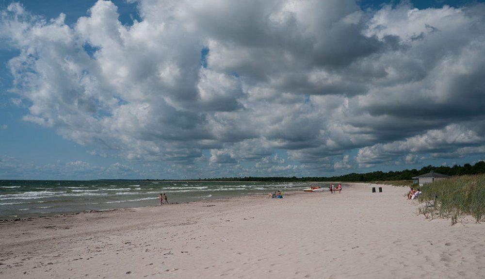 Sandstrand auf Gotland (Bild: neekoh.fi, Wikipedia, CC)