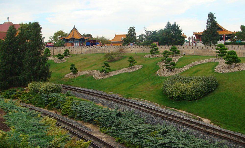 In China mit dem Zug unterwegs (Bild: Sotti, Wikimedia, CC)