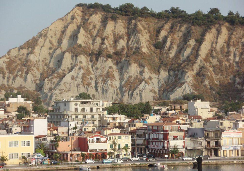 Hauptstadt Zakynthos (Bild: Christaras A, Wikimedia, CC)