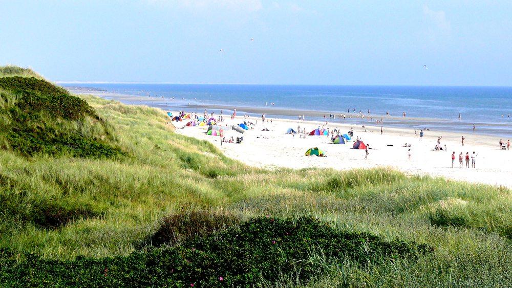 Strand von Jütland (Bild: S.Flint  / pixelio.de)