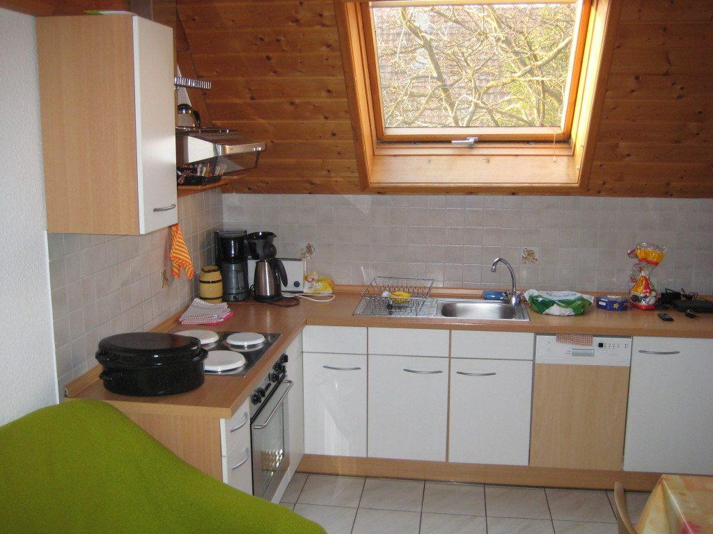 Preiswerte Ferien dank eigener Küche (Bild: Alfred Heiler  / pixelio.de)
