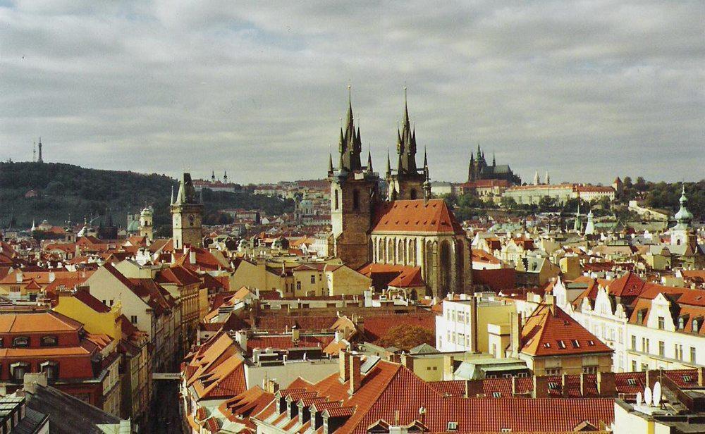 Die Goldene Stadt Prag (Bild: Julian Nitzsche  / pixelio.de)