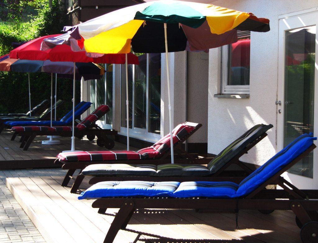 Entspannen vor der Haustür (Bild:  Rainer Sturm  / pixelio.de)
