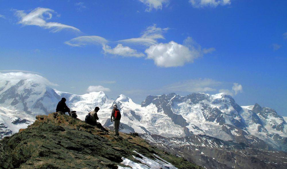 Wanderparadies Mattertal (Bild: berggeist007  / pixelio.de)