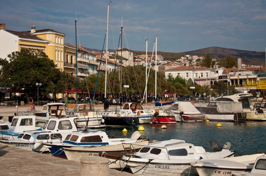 Hafen in Crikvenica an der kroatischen Adriaküste (Bild: Marianne J.  / pixelio.de)
