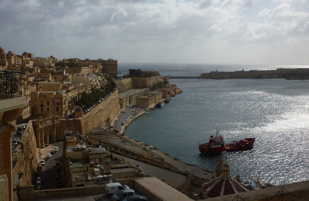 Hafen von Malta (Bild: Jörg Baldin www.breitengrad53.de  / pixelio.de)