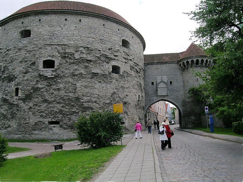 Wehrturm Dicke Margarethe (Bild: Hajotthu / Wikimedia / CC)