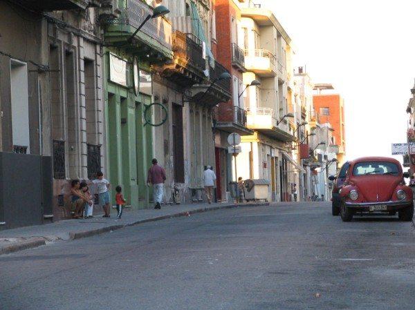 Altstadt von Montevideo (Bild: Chinito / Wikimedia / CC)
