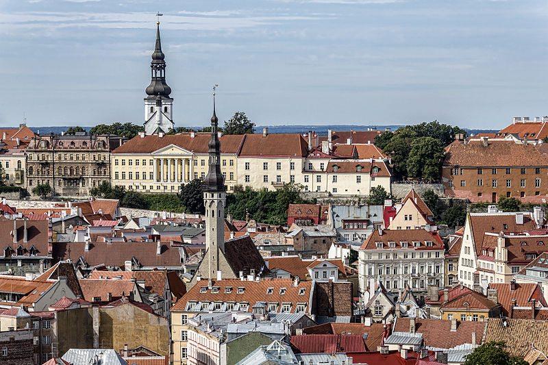 Mittelalterliches Tallinn (Bild: maigi / Wikimedia / CC)