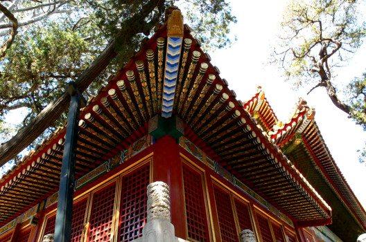 Pavillon im kaiserlichen Garten der Verbotenen Stadt (Bild: Gisling, Wikimedia, CC)
