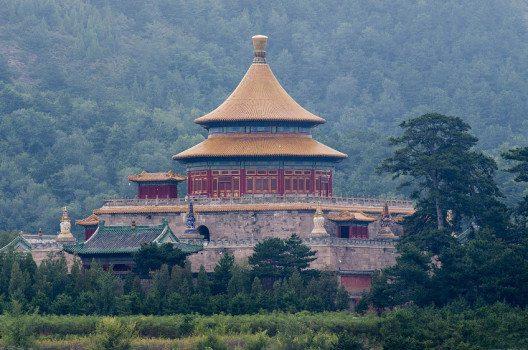 Kaiserlicher Sommerpalast bei Chengde (Bild: 梓地, Wikimedia, CC)