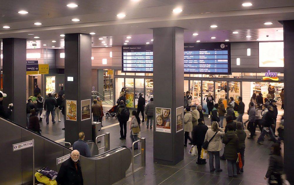 Hauptbahnhof von Essen (Bild: Wiki05, Wikimedia, CC)