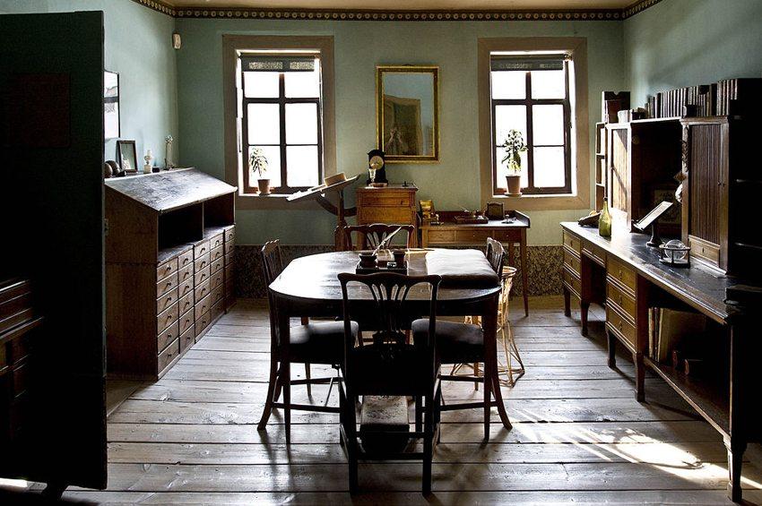 Goethes Wohnhaus in Weimar (Bild: Michiel Hendryckx, Wikimedia, CC)