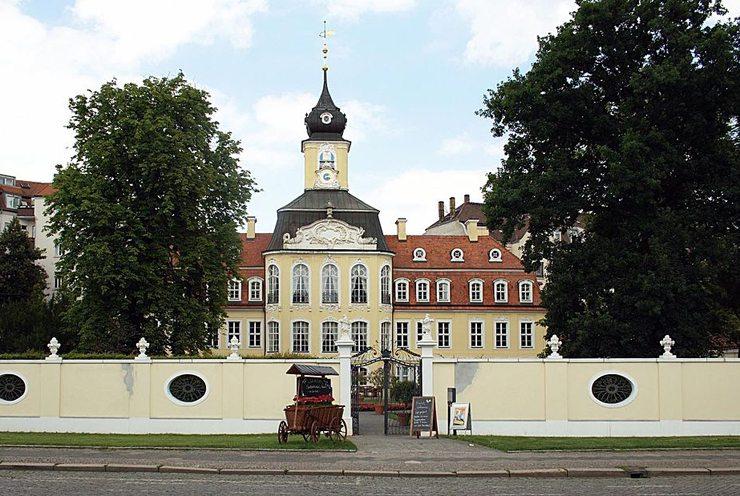 Gohliser Schlösschen in der Nähe von Leipzig (Bild: Appaloosa, Wikimedia, CC)
