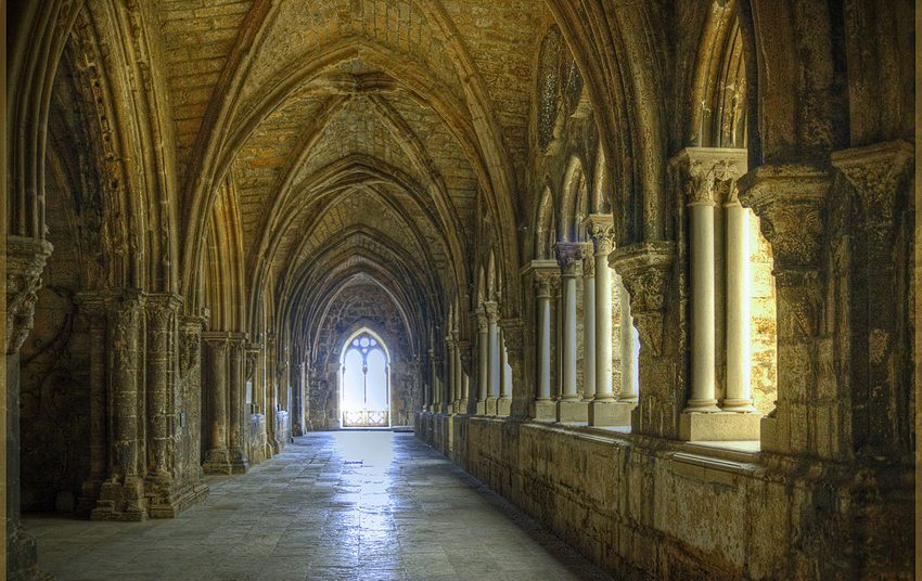 Kathedrale Sé Patriarcal in Lissabon (Bild: Bert K., Wikimedia, CC)