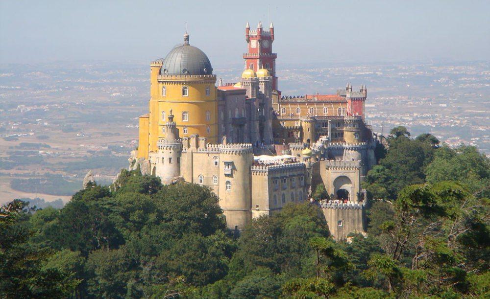 Palacio Nacional de Pena (Bild: Guillaume70, Wikimedia, CC)