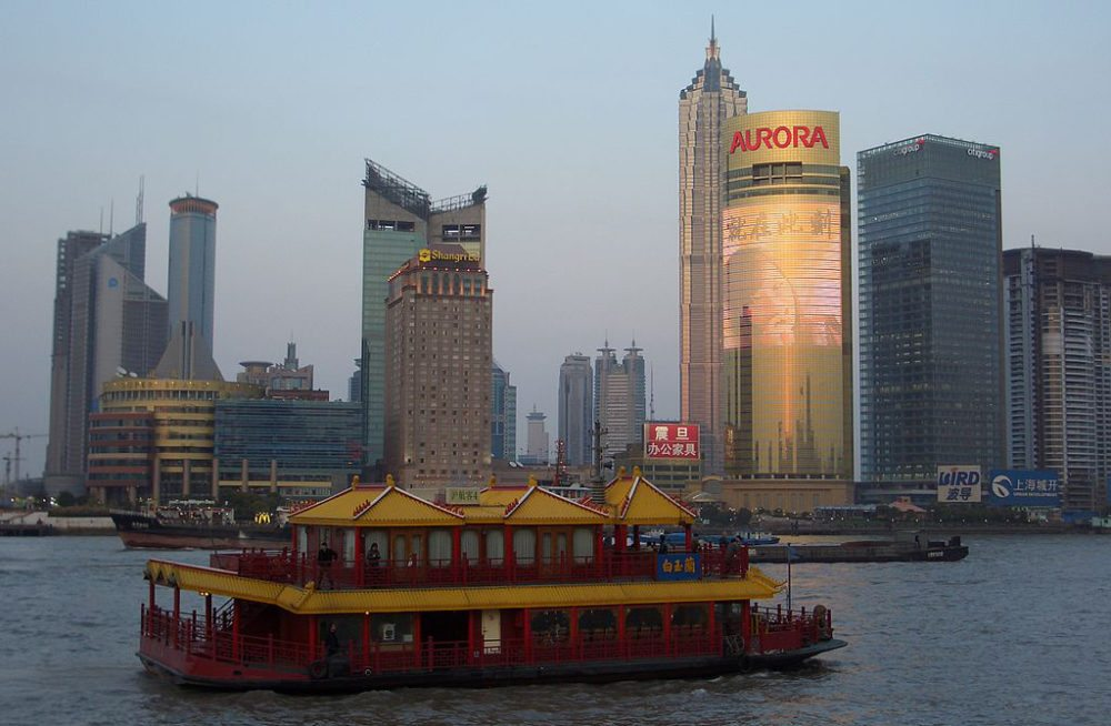 Shanghai – eine Stadt zwischen Vergangenheit und Zukunft (Bild: Brian Kell, Wikimedia)