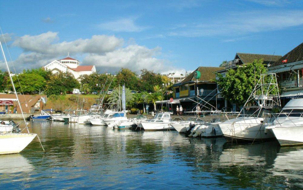 Saint Denis, La Réunion (Bild: Bbb, Wikimedia, CC)