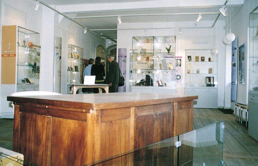 Tucholsky-Literaturmuseum in Rheinsberg (Bild: Schreibkraft, Wikimedia, CC)