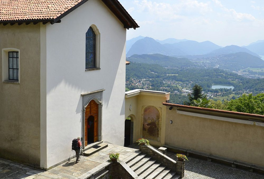 Das ehemalige Kloster Convento Santa Maria Bigirio (Bild: Cassinam, Wikimedia, CC)