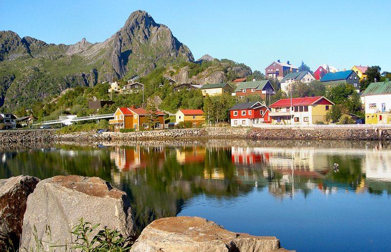 Hafeneinfahrt von Svolvær (Bild: Bildpixel  / pixelio.de)