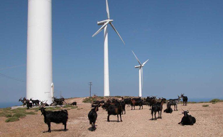 Energiepark auf Euböa (Bild: ro18ger  / pixelio.de)