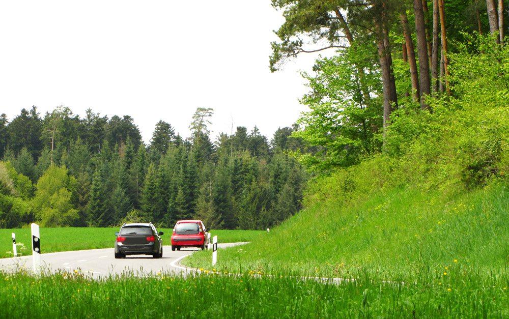 Ausflug über Land (Bild: Rainer Sturm  / pixelio.de)