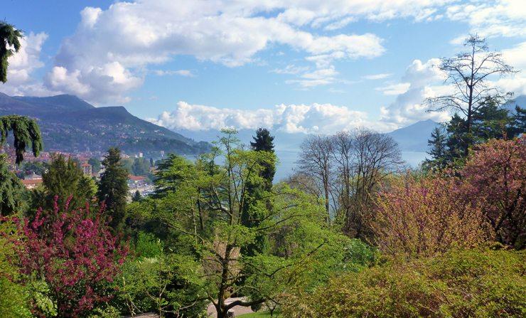 Frühling am Lago Maggiore (Bild: Makrodepecher  / pixelio.de)