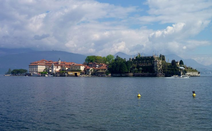 Isola Bella im Lago Maggiore, Italien (Bild: Makrodepecher  / pixelio.de)