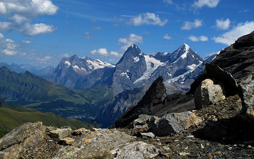 Frische Bergluft statt Allergene (Bild: berggeist007  / pixelio.de)