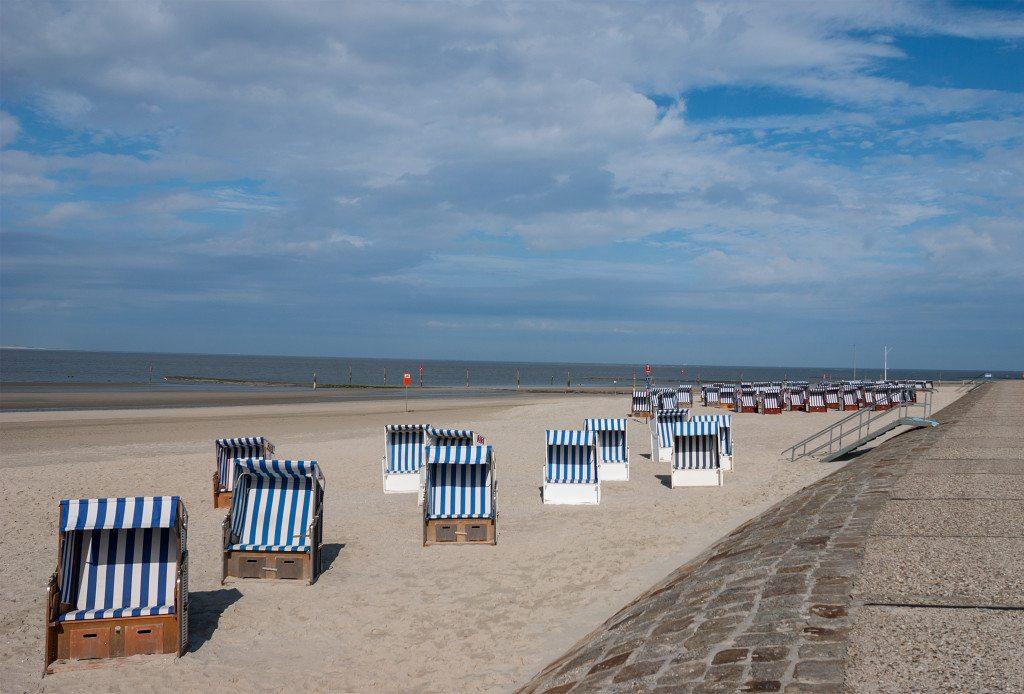 Ideal für Allergiker: Ferien am Meer (Bild: Bernd Kasper  / pixelio.de)